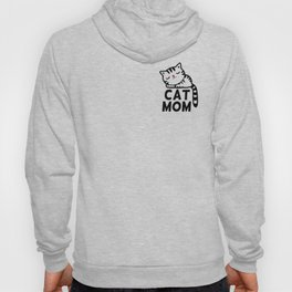 Cat Mom Hoody