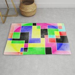 Colour Pieces Rug