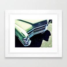 Coup De Ville 2 Framed Art Print