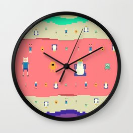 8 Bit Time Wall Clock