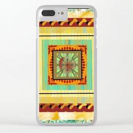 Dare Clear iPhone Case