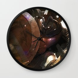 League of Legends PANTHEON Wall Clock