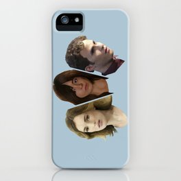 FitzSkimmons iPhone Case