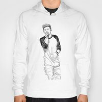 niall horan Hoodies featuring niall by otp-hedgefrog