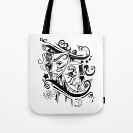 Zodiac - Gemini Tote Bag