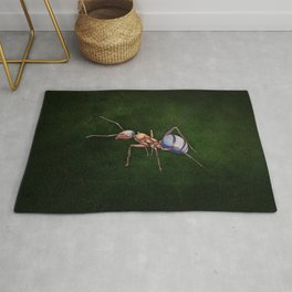 Formica (Wood Ant) Rug