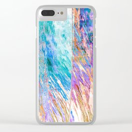 lllllllll Clear iPhone Case