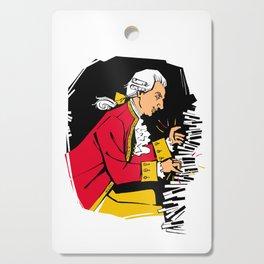 Mozart Cutting Board
