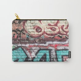 Wall With Street Grafitti Carry-All Pouch
