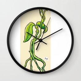My Little Best Friend Wall Clock