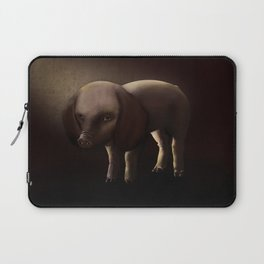 The Pigdog. Laptop Sleeve