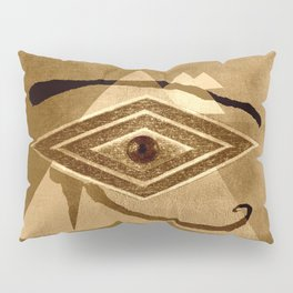 Egyptian eye Pillow Sham