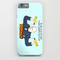 WINSTON AND WHISKEY  Slim Case iPhone 6s