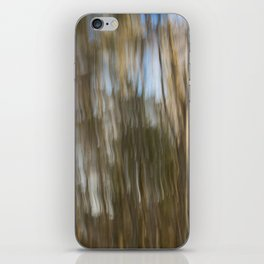 Cape Elizabeth Land Trust Trees iPhone Skin