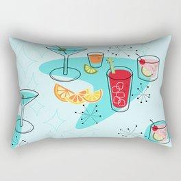 Cabo Cocktails Rectangular Pillow