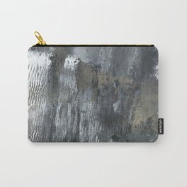 Abstract linen  n.2 Carry-All Pouch