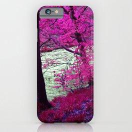 Fairy Woods iPhone Case
