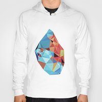 peace Hoodies featuring inner peace by contemporary