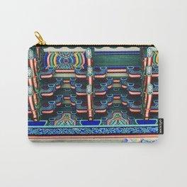 Gyenbokgung detailing Carry-All Pouch
