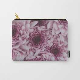 Violet Red Carry-All Pouch