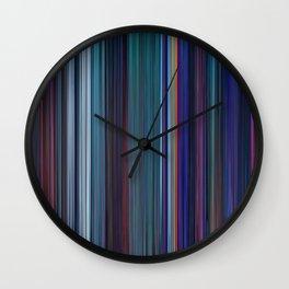 Pocahontas Movie Barcode Wall Clock