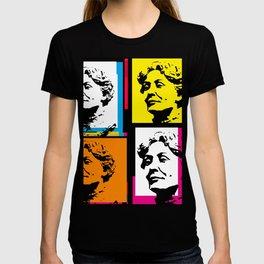EMMELINE PANKHURST (4-UP POP ART COLLAGE) T-shirt