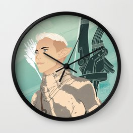 Nuala Lavellan Wall Clock
