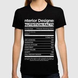 Interior Designer Gift T-shirt