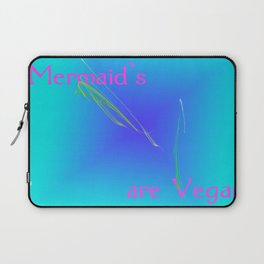 Memaid s are Vegan Laptop Sleeve