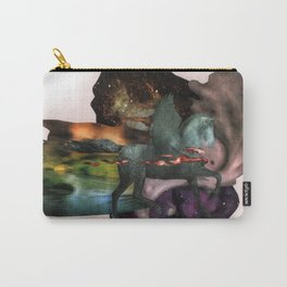 Cosmic Dust | Collage Carry-All Pouch
