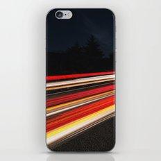 Moonlit Drive iPhone & iPod Skin