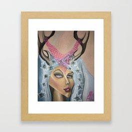 SHEHORNS Framed Art Print
