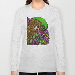 Dragon Lady Long Sleeve T-shirt
