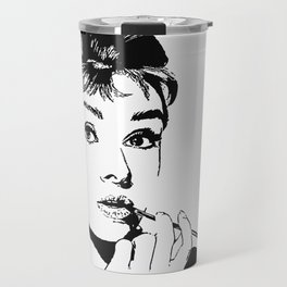 Moon River and Me Travel Mug