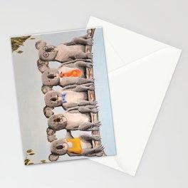 The Five Koalas Stationery Cards