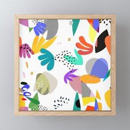 MATISSE ABSTRACT CUTOUTS Framed Mini Art Print