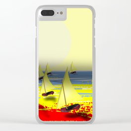May's Return - shoes stories Clear iPhone Case