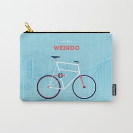 Weirdo Carry-All Pouch