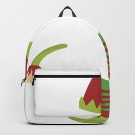I am the sarcastic eleven christmas present Backpack