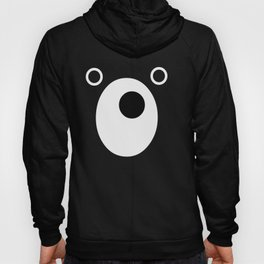 Bear Faced Hoody