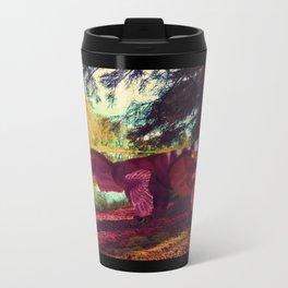 Raptors Metal Travel Mug