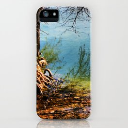 Where's The Waters Edge? iPhone Case