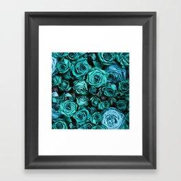Le Vie En Rose Framed Art Print