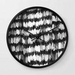 CURTAIN CALL Wall Clock