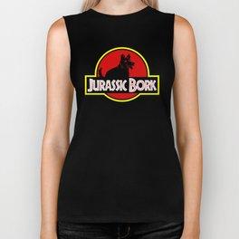 Jurassic Bork Biker Tank