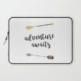 Adventure Awaits Laptop Sleeve