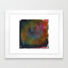 Vulcan Migraine Framed Art Print