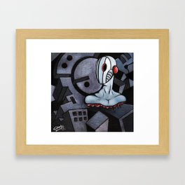 City Dweller #1 Framed Art Print