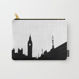 Big Ben Silhouette Carry-All Pouch