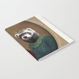 Skittle & Belette Notebook